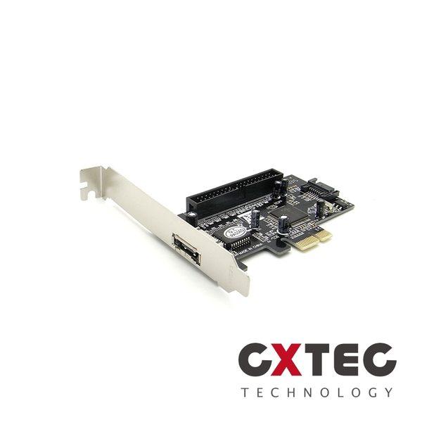 西霸 PCI-E 2 Port SATA IDE 磁碟陣列卡 RAID 轉接卡 擴充卡 JMB363【HRC-EJ1】