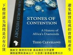 二手書博民逛書店Stones罕見of Contention: A History