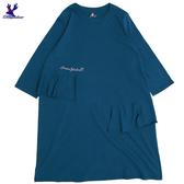 【春夏新品】American Bluedeer - 裝飾荷葉長洋(特價) 春夏新款