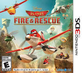 3DS Disney Planes Fire & Rescue 迪士尼飛機 消防與救援(美版代購)