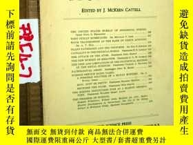 二手書博民逛書店SCIENTIFIC罕見MONTHLY 科學月刊1933年10月