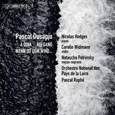 【停看聽音響唱片】【SACD】帕斯卡.杜薩邦:三首協奏曲 羅亞爾省國立愛樂管絃樂團