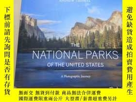 二手書博民逛書店The罕見National Parks of the Unite