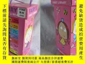 二手書博民逛書店fairy s罕見first library 英文原版 低幼兒童