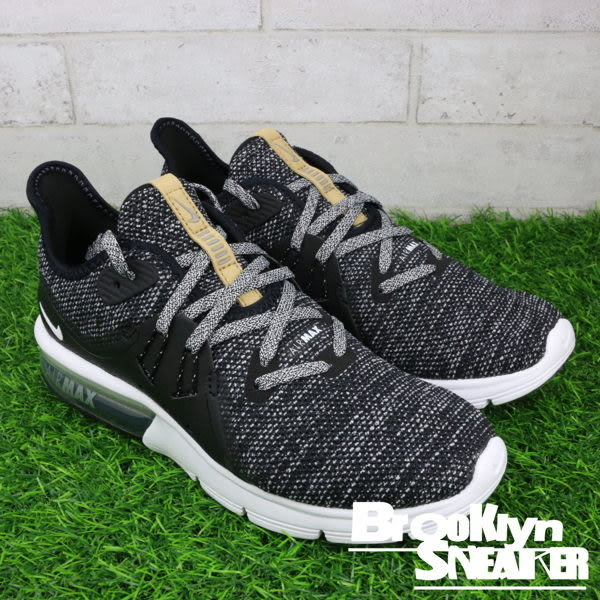 Nike Wmns Air Max Sequent 3 黑灰、灰白、灰紫 氣墊 情侶鞋 慢跑 女 908993-011-008-013