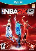 WiiU NBA 2K13 NBA 2K13(美版代購)