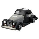 迪士尼小汽車 迪士尼蒸氣船老爺車黑白復刻...