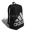 adidas 後背包 Parkhood Badge of Sport Bag 黑 白 男女款 運動休閒 【PUMP306】 DW4282