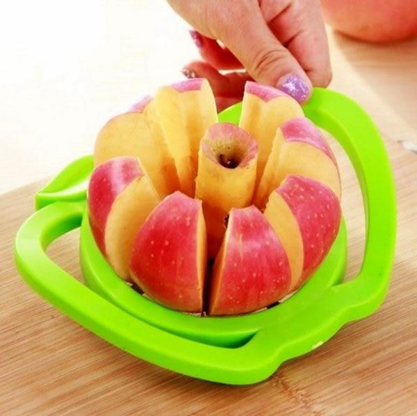 廚房用品   高級不鏽鋼切蘋果器 廚房用品 切水果 切蔬果 切蘋果  【KFS027】-收納女王