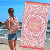 背包式海灘巾 86 X 160 公分