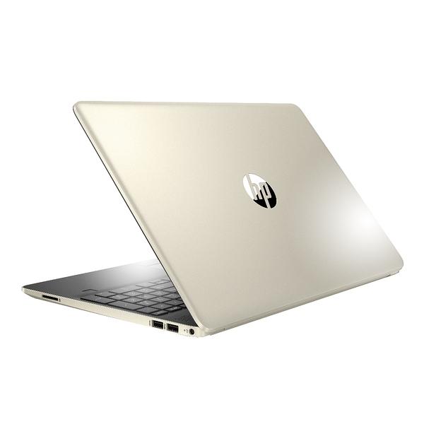 【限時特賣】HP 15s-du1024TX (i5-10210U/8GB/MX130-2GB/128GB SSD+1TB/W10/FHD) 星沙金