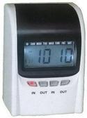 Vertex 世尚 TR-100 電子打卡鐘 贈卡片(120張)+卡架(10人份) 撞針式耐用 公司貨