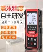 測距儀精明鼠激光手持測距儀紅外線測量尺測量儀器電子尺高精度量房神器 玩趣3C
