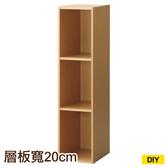 【DIY】22cm彩色櫃 COLOBO SLIM 三層櫃 NA NITORI宜得利家居