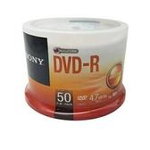 SONY DVD-R 16X 50片桶裝 Wii Ps2 專用片 光碟 原廠公司貨 台灣製造 索尼 光碟