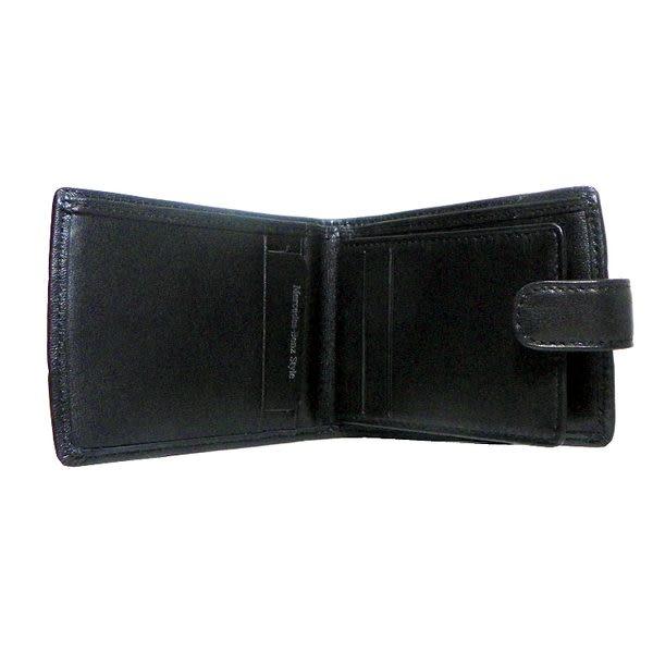 Mercedes-Benz 前口袋皮夾 - 條紋 - MBS10260101