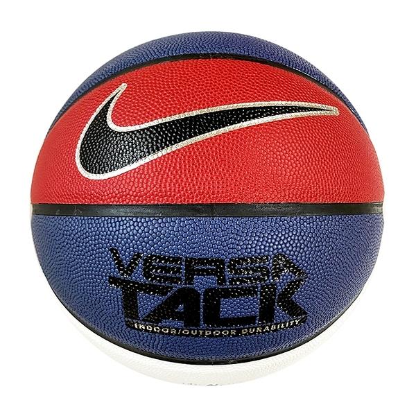 Nike Versa Tack 8P [NKI0146307] 籃球 7號 深溝 抓地力 室內外 合成皮 藍紅