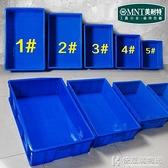 全新料加大手提式零件盒周轉箱物料盒塑料盒 NMS快意購物網