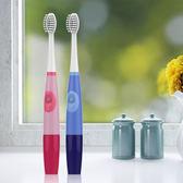 【全館】現折200聲波電動牙刷成人兒童兩用915/C5軟毛3刷頭家用自動牙刷