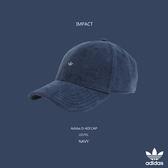 IMPACT Adidas Originals D-ADI Cap 深藍 老帽 絨布 鐵牌 小LOGO CE5701