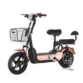 電動車成人電動自行車48V小型電瓶車男女成人代步助力踏板車