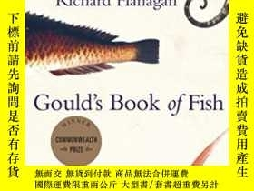 二手書博民逛書店Gould s罕見Book Of FishY364682 Richard Flanagan Grove Pre
