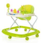 嬰兒學步車多功能防側翻防o型腿可坐可摺疊