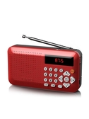 凡丁收音機MP3老人迷你小音響插卡音箱新款便攜式音樂播放器隨身聽 滿天星
