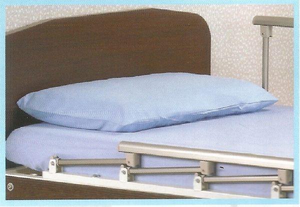 電動床床包組含枕頭套(藍色)