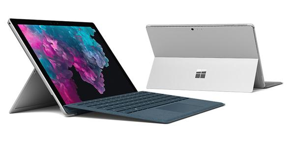 【中古筆電】Microsoft 微軟 Surface Pro 6 (i5/8G/128G SSD/WIN10)