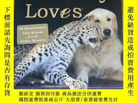 二手書博民逛書店Unlikely罕見Loves: 43 Heartwarming