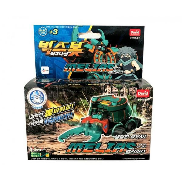 《 超甲蟲戰記 》BUGSBOT基本款-梅莉亞╭★ JOYBUS玩具百貨