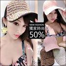 克妹Ke-Mei【AT46873】歐!! 超狂吸睛~奢華水鑽珍珠手工貼牛仔棒球帽