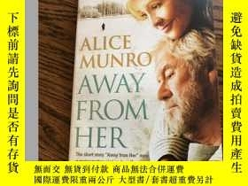 二手書博民逛書店Away罕見from HerY284471 Alice Munr
