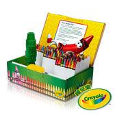 美國Crayola繪兒樂 彩色蠟筆120色 麗翔親子館