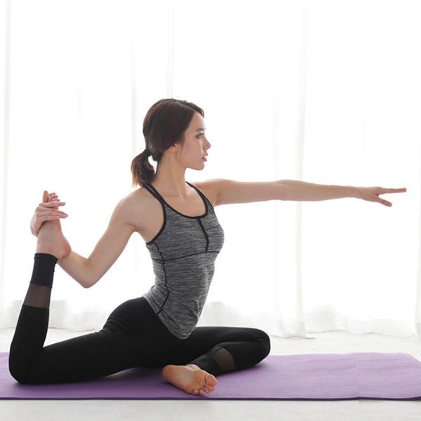 韓國健身瑜伽服上衣短袖女春夏健身房運動服跑步訓練速乾衣   - jrh007