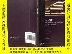 二手書博民逛書店THE罕見FASB The People the Process