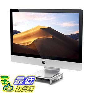 [8美國直購] Satechi Type-C Aluminum Monitor Stand Hub with Built-in USB-C Data USB 3.0 Micro/SD