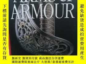 二手書博民逛書店DK罕見Eyewitness:Arms & Armour1770