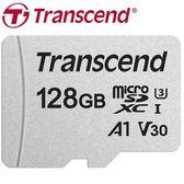 Transcend 創見 128GB 128G microSDXC TF U3 A1 V30 300S 記憶卡