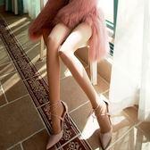 伊篇光腿隱形神器女秋冬加絨肉色打底褲外穿裸感膚色打底襪絲襪冬 Mt8293『Pink領袖衣社』