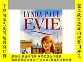 二手書博民逛書店Evie:罕見A young woman's search for love and ...-一個年輕女