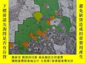 二手書博民逛書店Town罕見and Country Planning in th