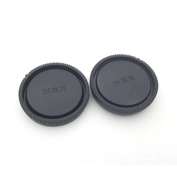 【EC數位】Sony E-Mount NEX-7 NEXF3 NEX6 NEX3 NEX-5R 專用 機身鏡頭前後蓋組 機身鏡頭保護蓋