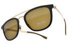 HUGO BOSS 太陽眼鏡 HB0838S 72YEC (黑-金) 時尚潮流款 彭于晏配戴款 # 金橘眼鏡