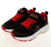 SKECHERS 405016LBKRD 黑紅色運動童鞋 405016LBKRD
