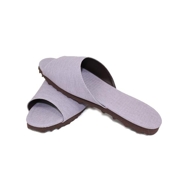 HOME WORKING新‧日式皮革拖鞋-4色可選