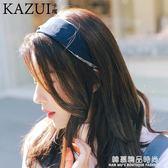 發窟頭箍韓版韓國寬邊簡約百搭壓發卡發箍女韓版頭飾甜美淑女成人