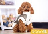 狗狗衣服秋冬裝小型犬寵物冬天馬甲