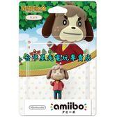 【WiiU週邊 可刷卡】☆ 動物之森 amiibo 肯特 KENDO ☆【台中星光電玩】